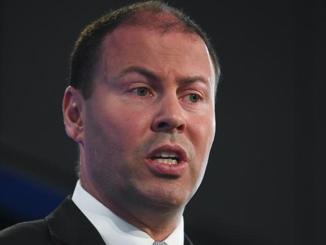 Peta Credlin has chastised Energy Minister Josh Frydenberg. Picture: AAP Image/Lukas Coch