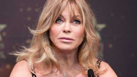 Goldie Hawn wasn't a pleasure to interview. Picture: Sarah Matray