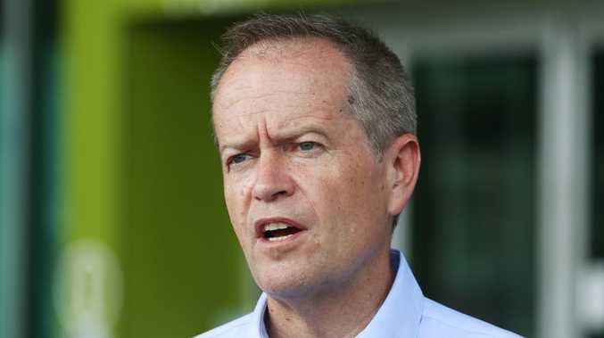 Opposition Leader Bill Shorten will hold a town-hall meeting at Brother's Leagues Club this afternoon. PICTURE: BRENDAN RADKE
