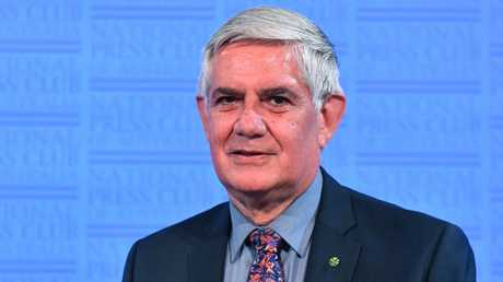 Aged Care Minister Ken Wyatt says the new super agency will help find problems faster and reduce the risk to senior Australians. Picture: AAP/Mick Tsikis