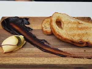 'Ridiculous' $7 Vegemite toast
