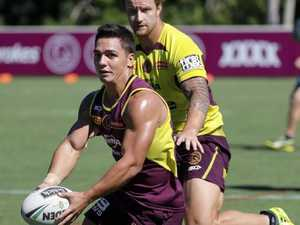 Kodi all but finished as Broncos halfback