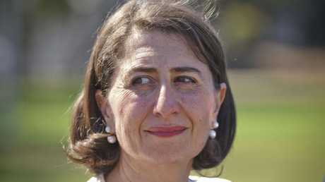 NSW Premier Gladys Berejiklian has vowed to get tough on drink-drivers. Picture: News Corp Australia