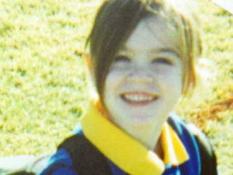 Chloe Hoson was five when she was killed.
