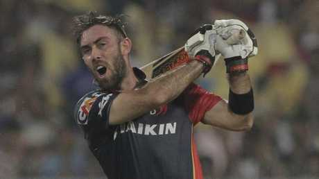 Glenn Maxwell hammered 47 off 22.