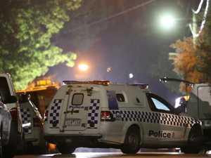 Man found shot dead in driveway