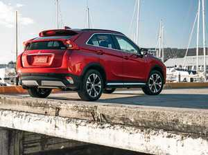 REVIEW: Mitsubishi Eclipse Cross looks faster than reality