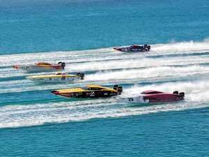 Revved up Superboat weekend for Bowen