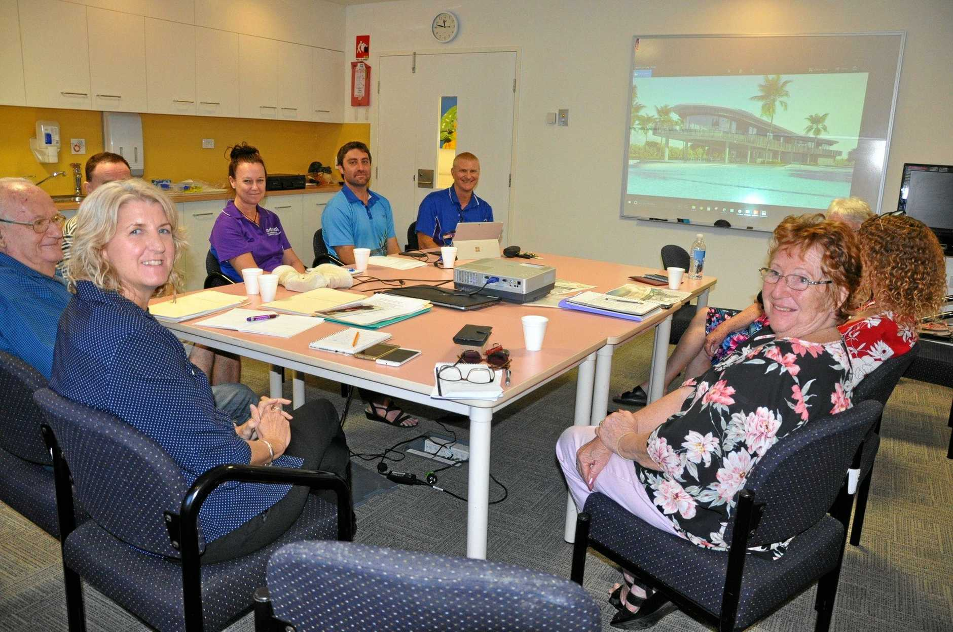 The Cap Coast Community Access and Equity Group met last week