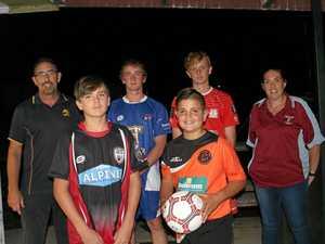 Football Stanthorpe season kicking off