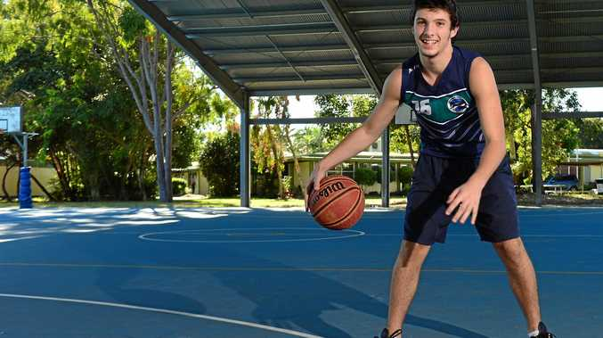 TOP TALENT: Brad Walton will take part in the U21 World Deaf Basketball Championships in the US in July.
