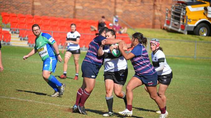Rugby girls set for Downs season launch