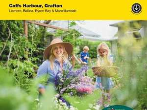 Meet the gardening queen of the coast