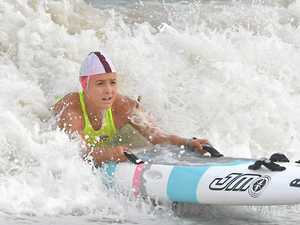Mercer, Rogers impress in ironwoman heats at Aussies