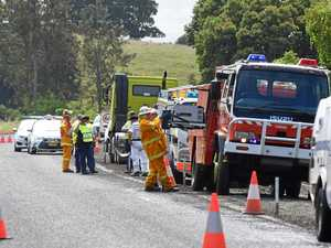 Police confirm road worker killed