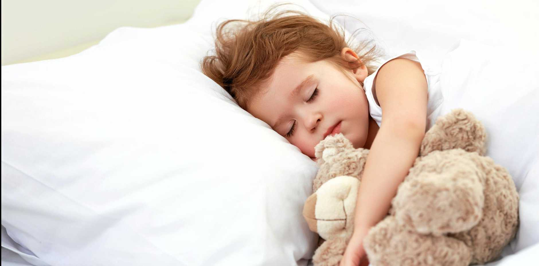Children who don't get enough sleep are more likely to become overweight or obese.