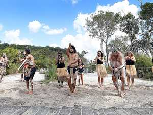 Fraser Island celebrates 25 years of heritage protection