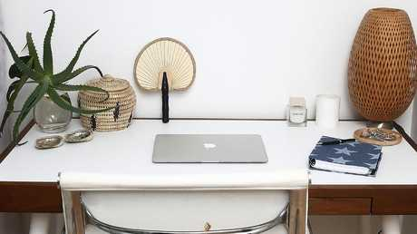 Claim back the cost of your home office. Picture: John Appleyard