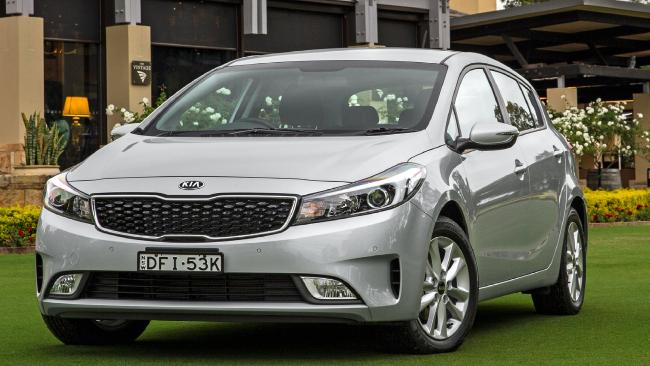 Kia says it will react if other makers match its seven-year warranty. Picture: Supplied