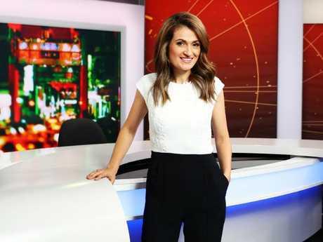 ABC presenter Patricia Karvelas. Picture: Aaron Francis/The Australian