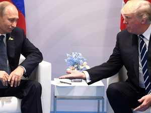 Trump still wants 'good relationship' with Russia
