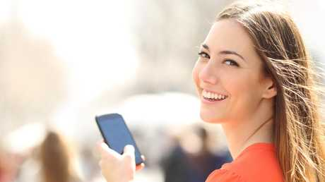 You can claim a tax deduction if you use your phone to make work calls. Picture: iStock.