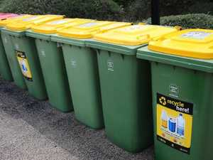 State's waste levy comes forward a year