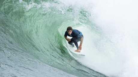 Aussie wildcard Jack Robinson.