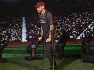 World Cup bound? Injured Neymar reveals return date