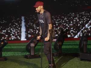 World Cup bound? Injured Neymar reveals return date