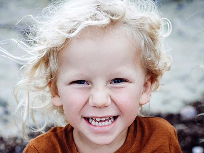 Tasmanian toddler Alby Fox Davis, aged 3, tragically died when he choked on a bouncy ball after it became lodged in his throat.