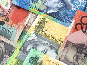 Aussie dollar hits four-month low