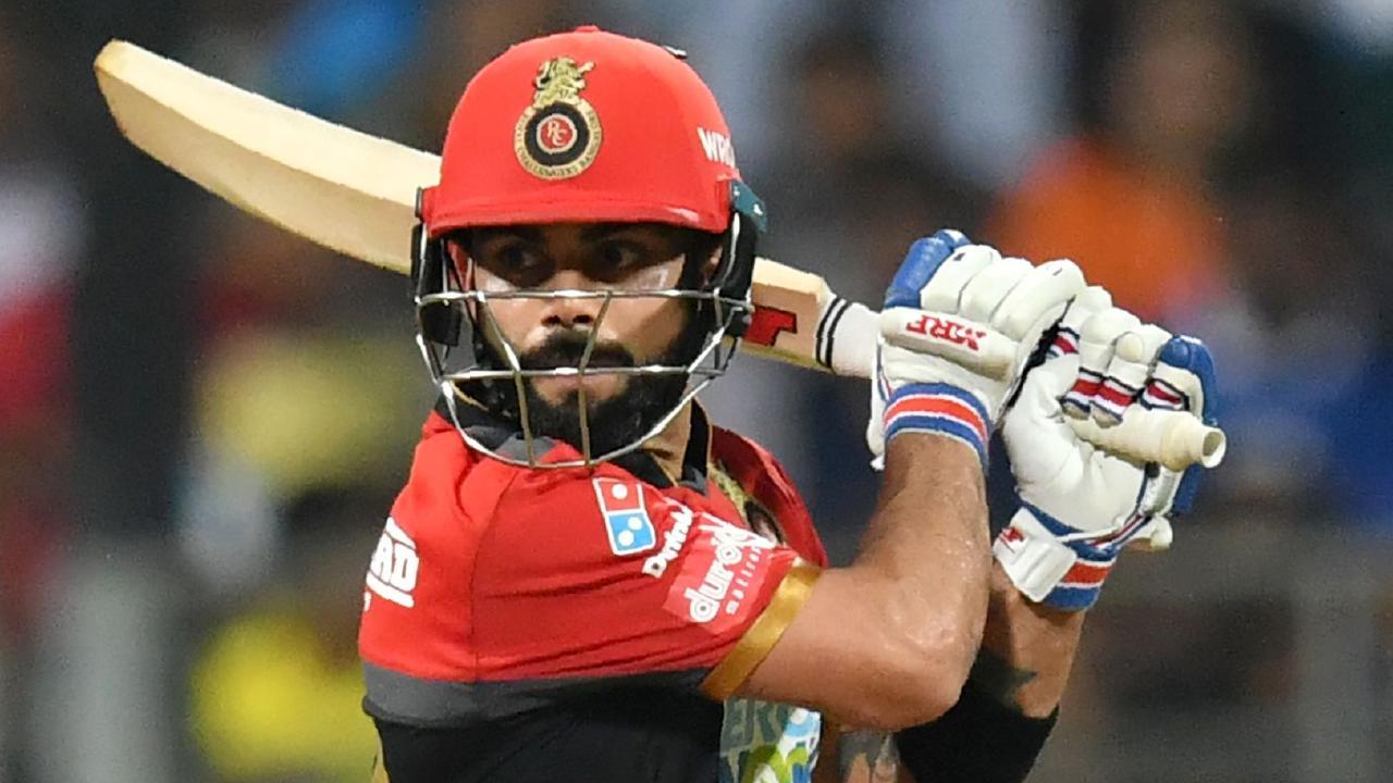 Virat Kohli scored an unbeaten 92 off 62 balls.
