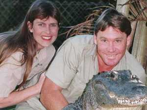 Crocodile Hunter immortalised in Hollywood
