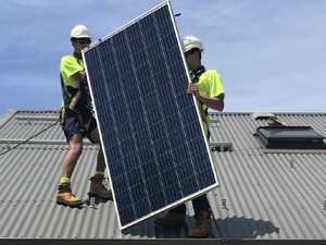 How to get 'free' solar panels and battery