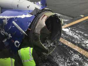 Plane engine explodes mid-air, shrapnel kills passenger