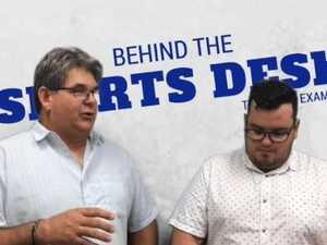 Behind the Sports Desk Israel Folau