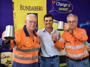 40 Year Club at Bundaberg Sugar.
