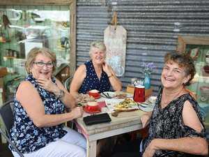 Farmer and Sun cafe in Gympie Barb Kingston, Joy