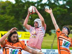 RISING ABOVE: Grafton Redmen second-rower Guy