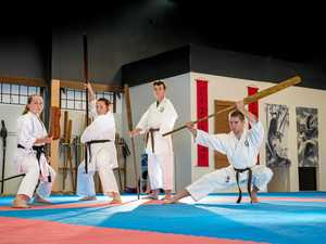 Karate kids shine on the world stage