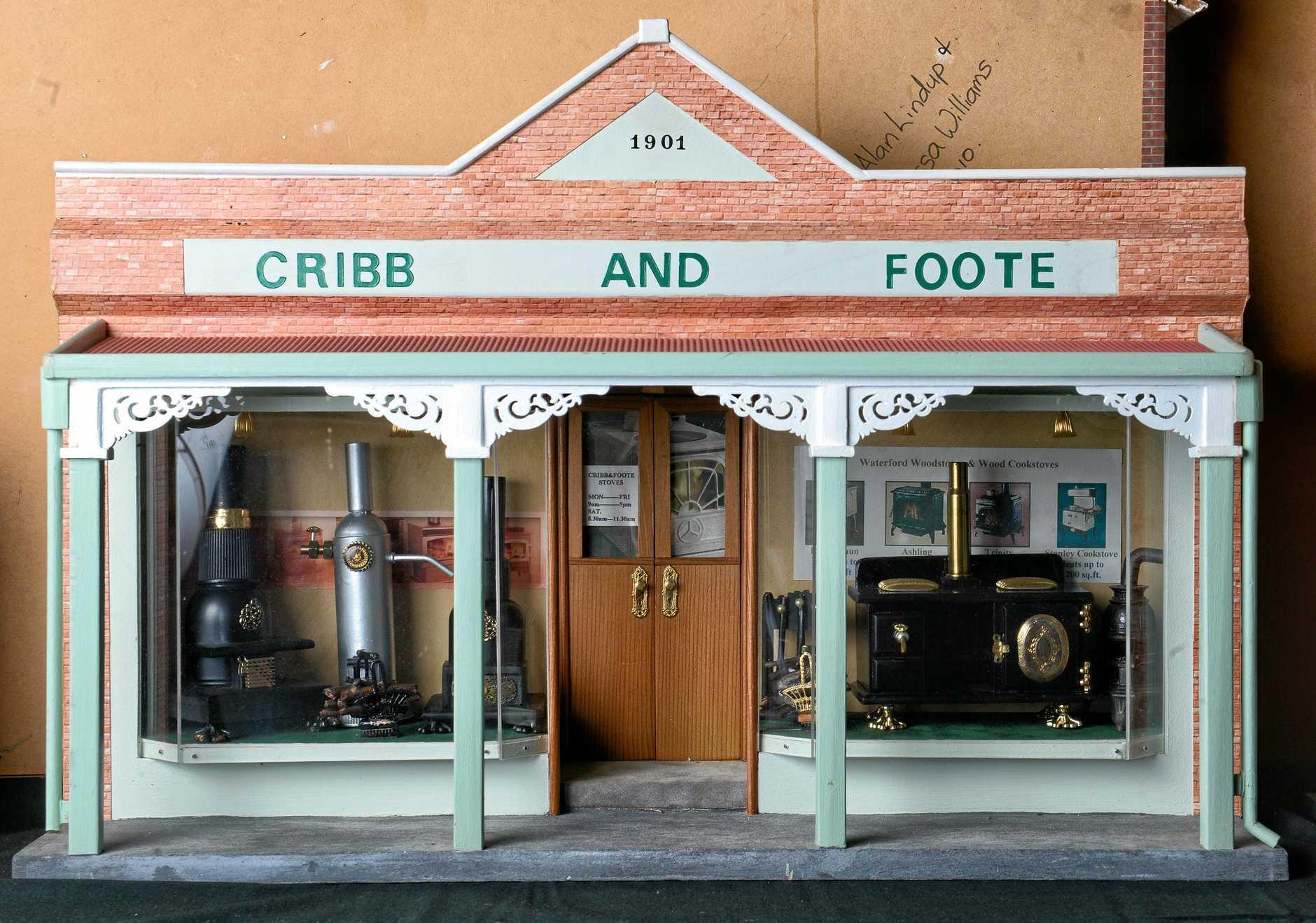 Cribb and Foote Steve Dept. 231 Brisbane Street.