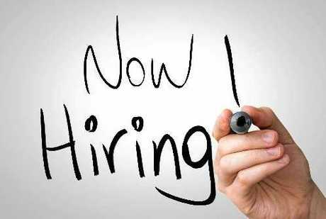 These companies are looking for employees in Gympie.