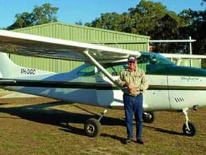 Missing aircraft had previous emergency landing on Cap Coast