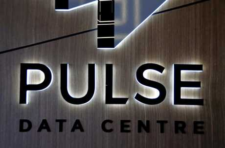Pulse Data Centre at the Toowoomba Technology Park on Witmack Rd.