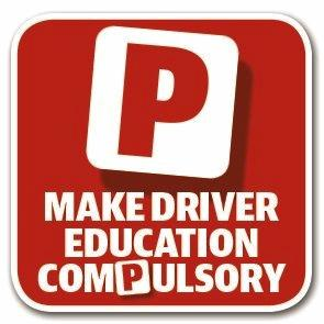 Campaign dinkus to make driver education compulsory