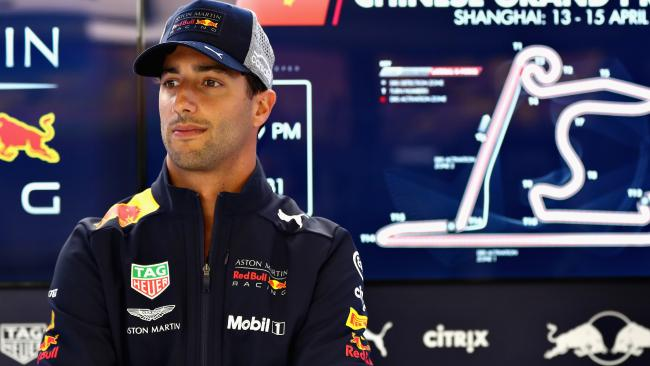 Daniel Ricciardo has tasted success and he wants more.