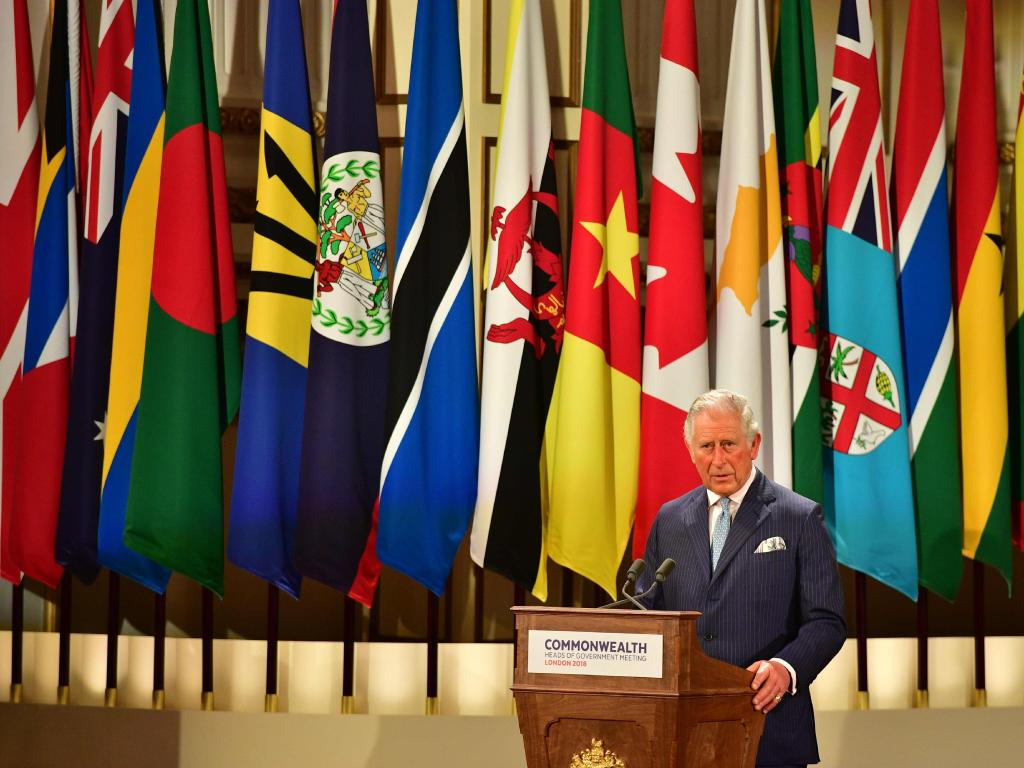The Queen has outlined her case for Prince Charles as the new Commonwealth head of state.
