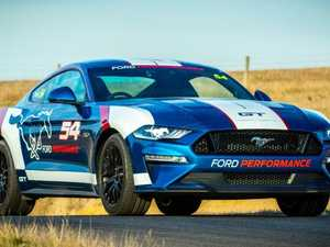 Ford targets Bathurst gallop in 2018 with 'Commodore killer'