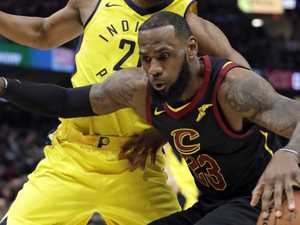 Cavs avoid massive upset behind extraordinary LeBron